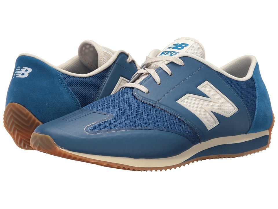 New Balance - U320MBL (Ensign Blue) Men's Shoes
