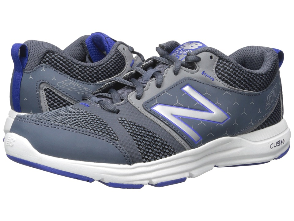 New Balance - MX577GB4 (Grey/Blue) Men's Shoes