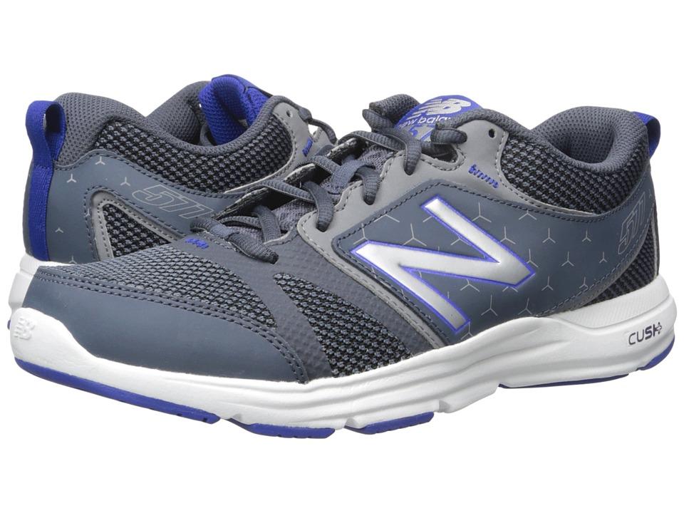 New Balance - MX577GB4 (Grey/Blue) Men's Shoes