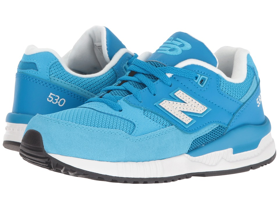 New Balance Kids - KL530 (Big Kid) (Blue) Boys Shoes
