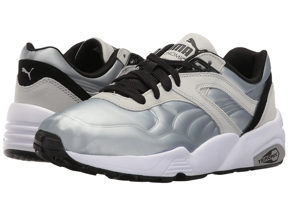 PUMA - R698 Matt Shine (Glacier Gray/Black) Women's Shoes