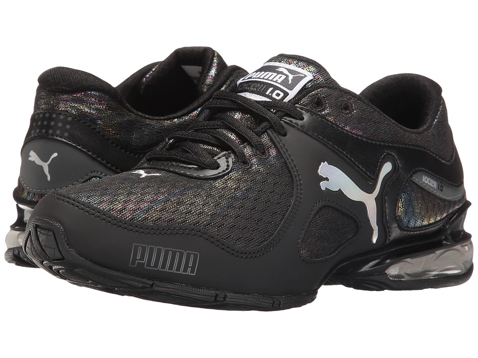 PUMA - Cell Riaze Prism (Puma Black/Dark Shadow) Women's Shoes