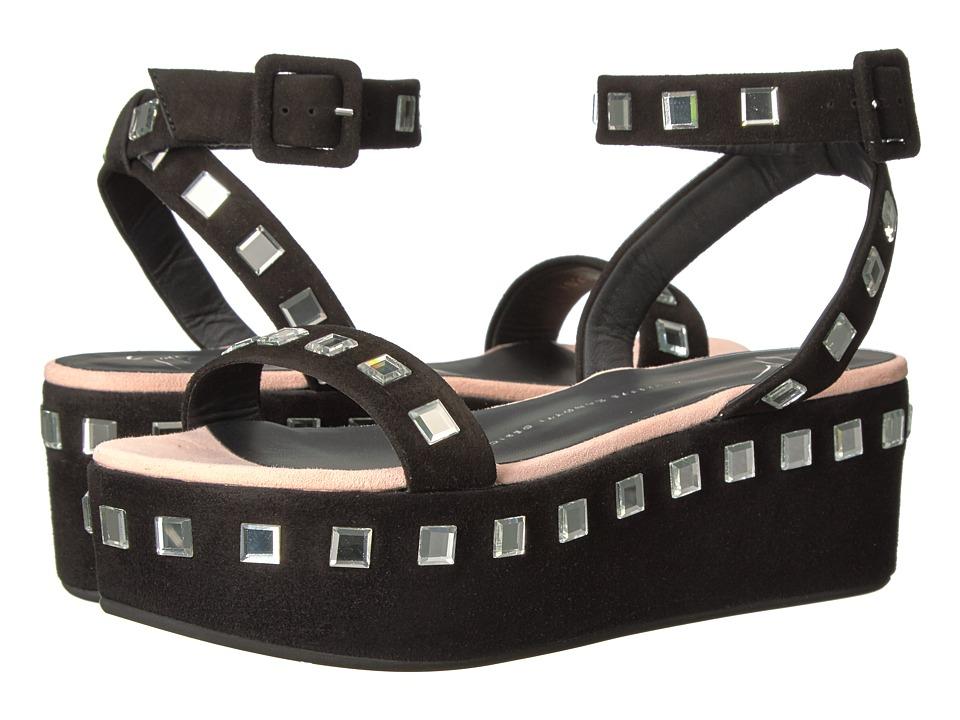 Giuseppe Zanotti - E70200 (Cam Nero) Women's Shoes