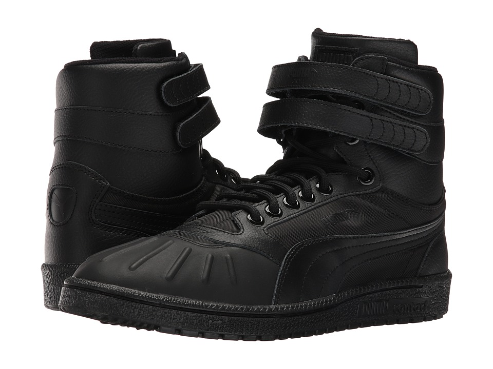 PUMA - Sky II Hi Duck Boot (PUMA Black) Men's Boots