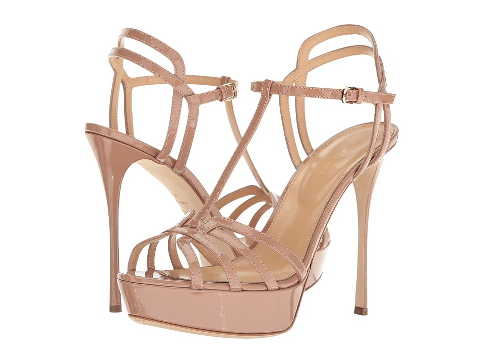Sergio Rossi - Ines (Bright Skin Patent) High Heels