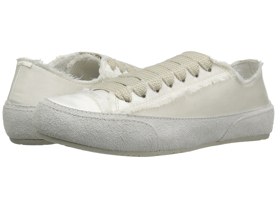 Pedro Garcia - Parson (Ivory Satin) Women's Lace up casual Shoes
