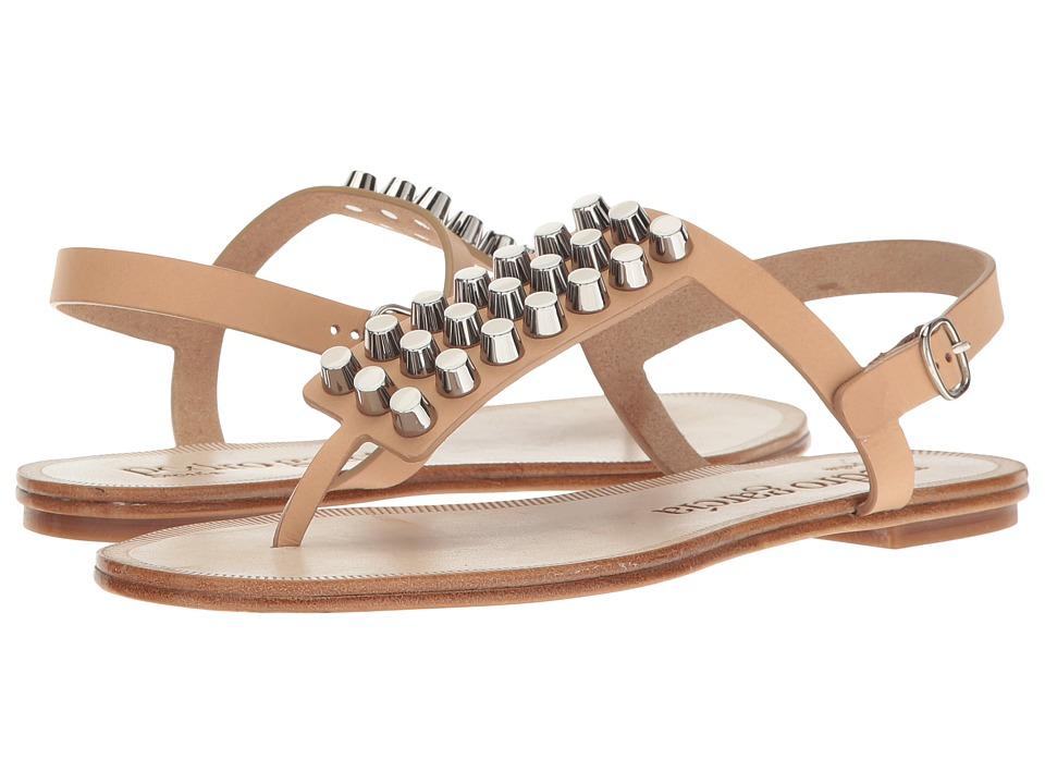 Pedro Garcia - Eider (Almond Vacchetta) Women's Sandals