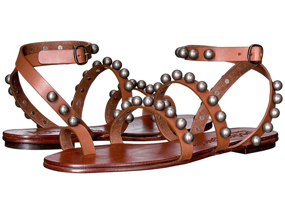 Pedro Garcia - Enrica (Cigar Vacchetta) Women's Sandals