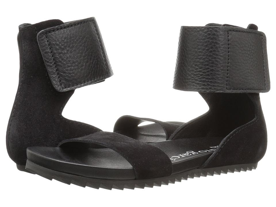 Pedro Garcia - Jady (Black Castoro) Women's Sandals