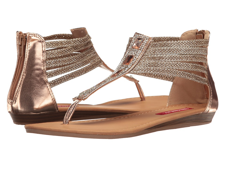 UNIONBAY - Loretta (Rose Gold) Women's Shoes