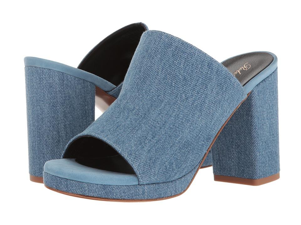 Clergerie - Abricet (Denim) Women's Shoes