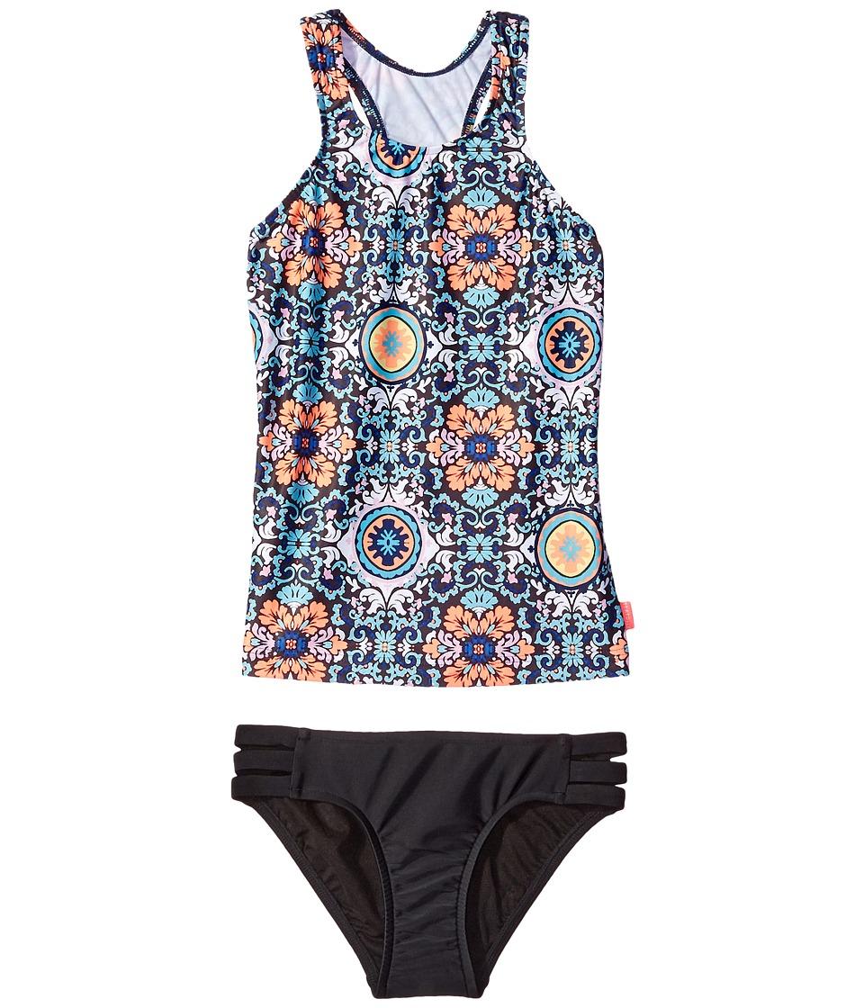Seafolly Kids Gypsea Water Singlet Bikini (Little Kids/Big Kids) (Multi) Girl