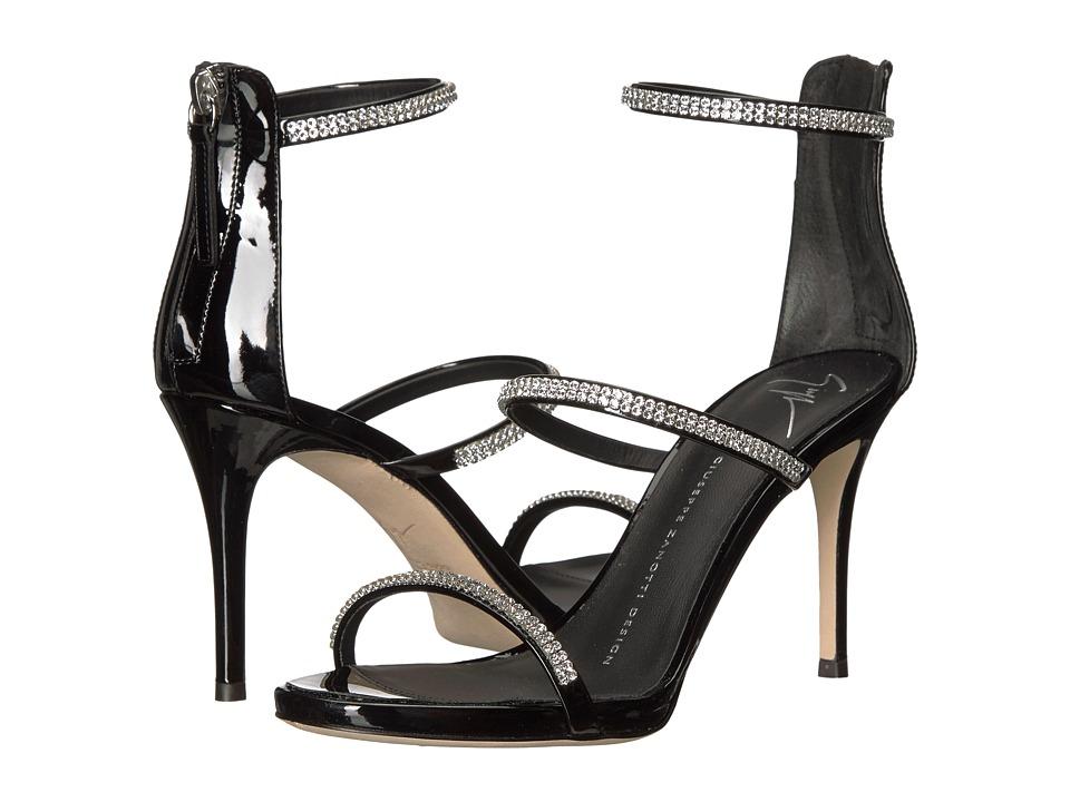 Giuseppe Zanotti - E70151 (Ver Nero) Women's Shoes