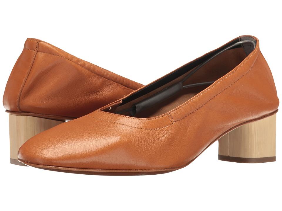 Robert Clergerie - Pixie (Cognac Nappa) Women's Shoes
