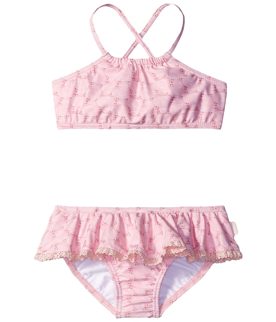 Seafolly Kids - Swan Lake Tankini (Infant/Toddler/Little Kids) (Ballet Pink) Girl's Swimwear