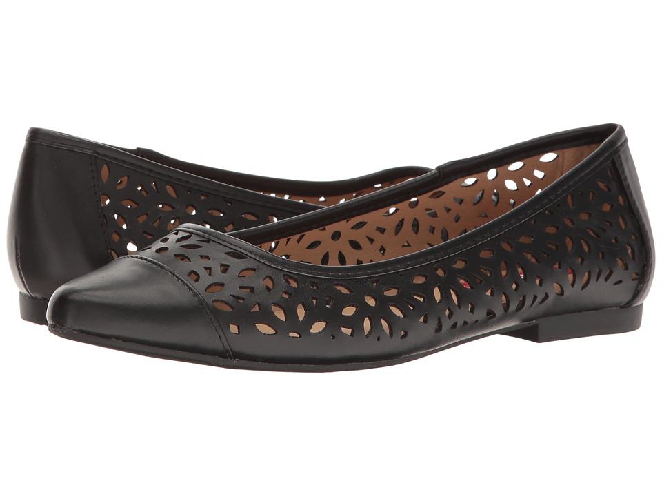 UNIONBAY - Willis (Black) Women's Shoes