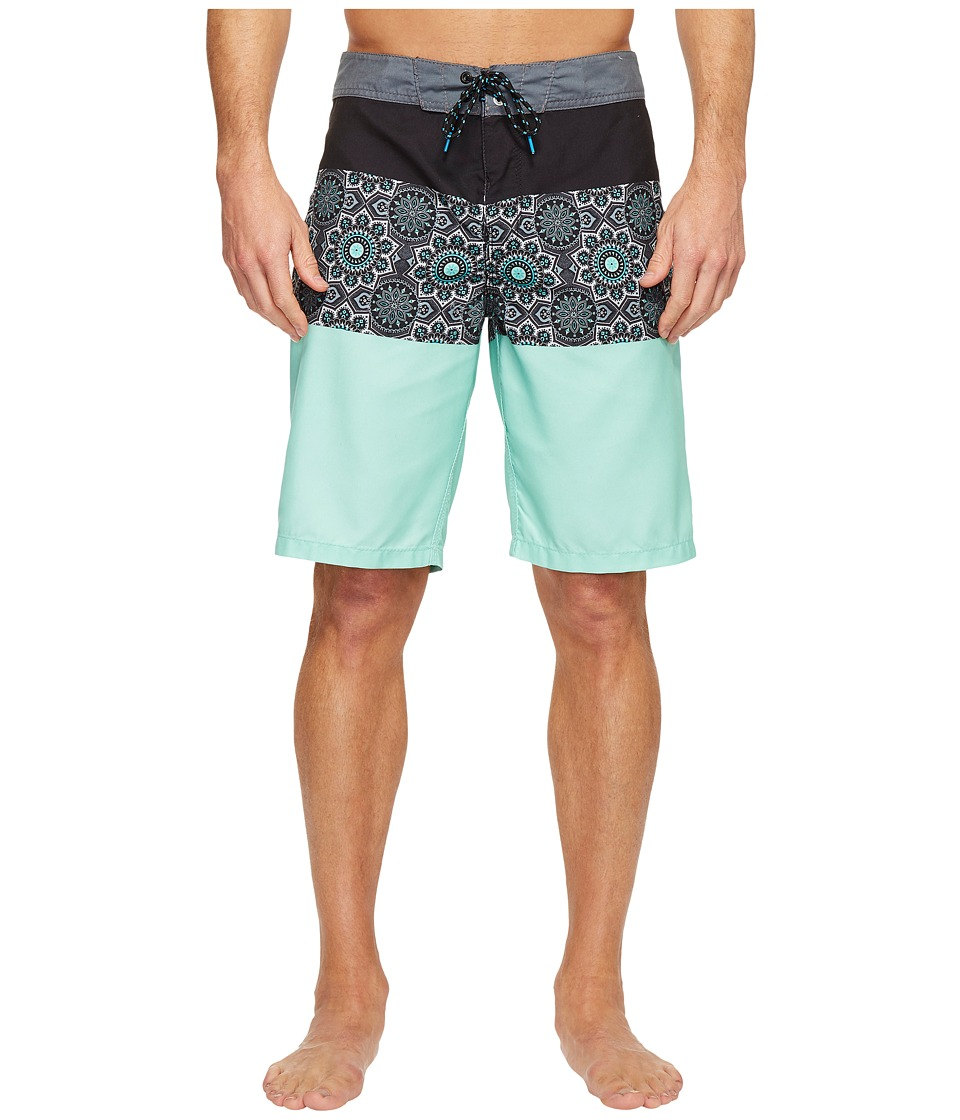 Billabong MCY-Mandala OG Boardshorts (Mint) Men