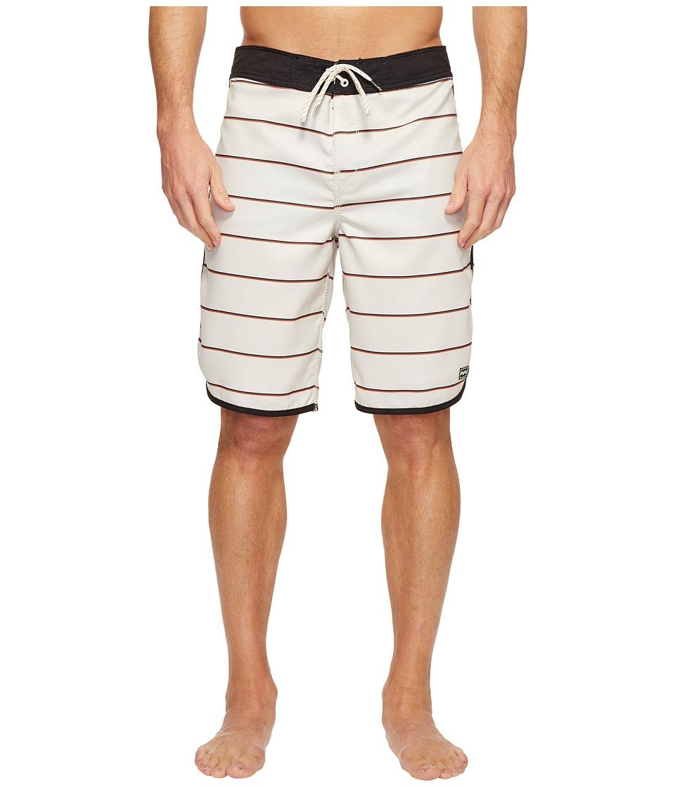 Billabong MCY-73 OG Stripe Boardshorts (Rock) Men