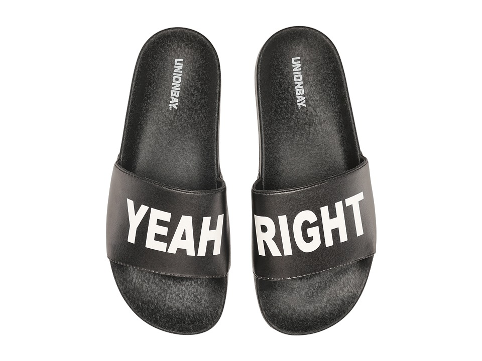 UNIONBAY - Yeah Right (Black) Women's Shoes