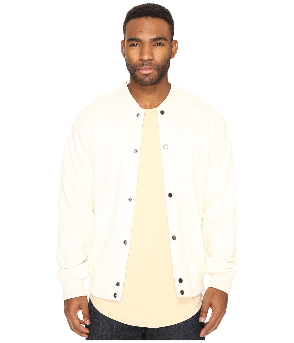Akomplice - Kappa Varsity (Cream) Men's Coat