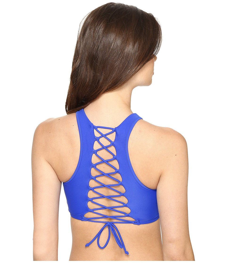 Body Glove - Smoothies Leelo Top (Abyss) Women's Swimwear