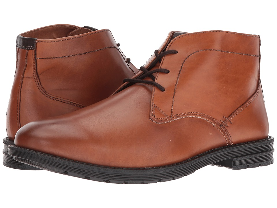 Nunn Bush - Denver (Saddle Tan) Men's Shoes