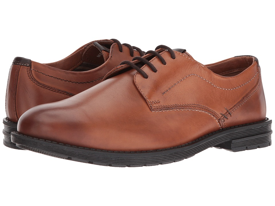 Nunn Bush - Douglas (Saddle Tan) Men's Shoes