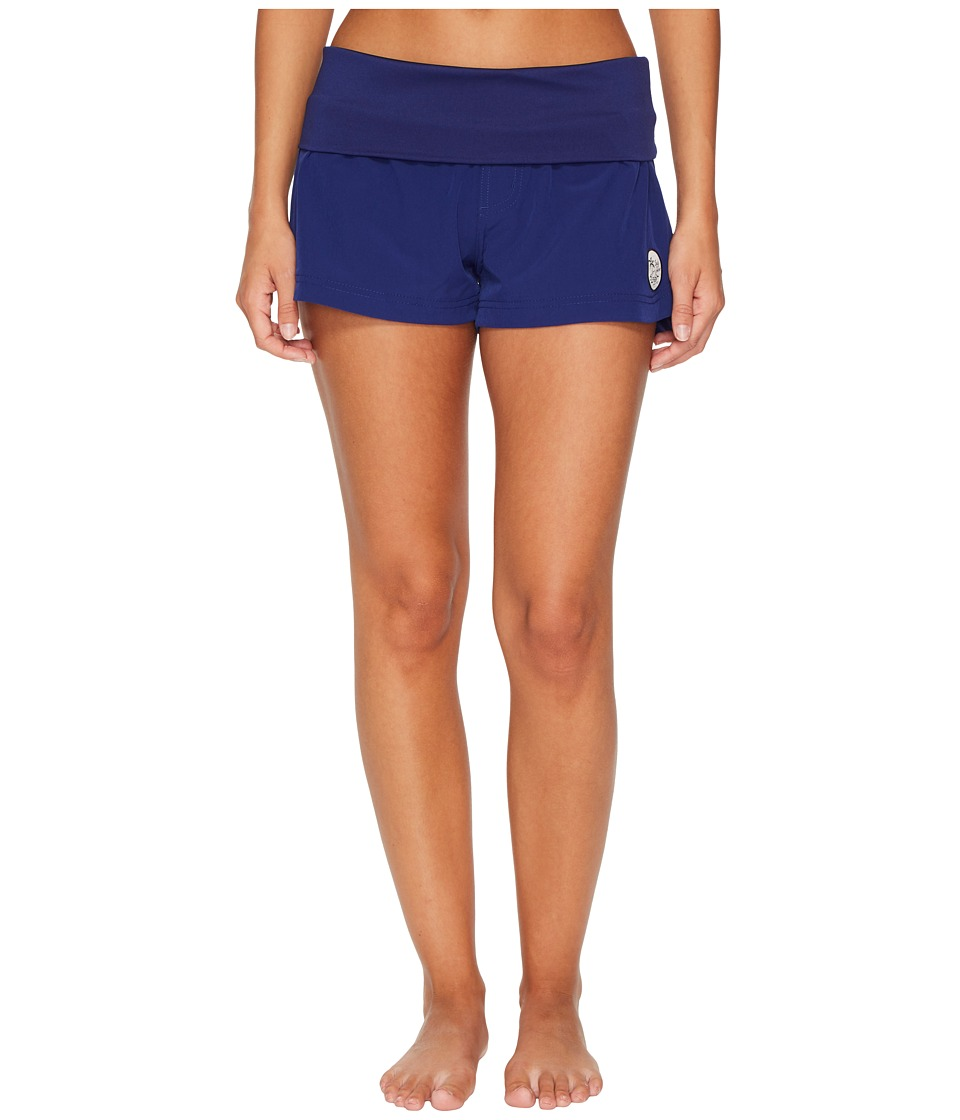 Body Glove - Seaside Vapor Boardshort (Midnight) Women's Swimwear