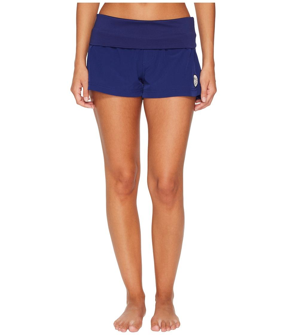 Body Glove - Seaside Vapor Boardshort (Midnight) Women's Swimwear