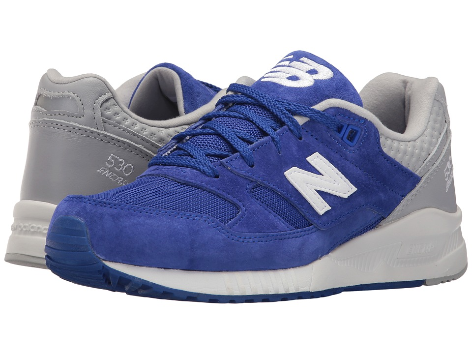 New Balance Classics - M530 (Blue/Grey 2) Men's Classic Shoes