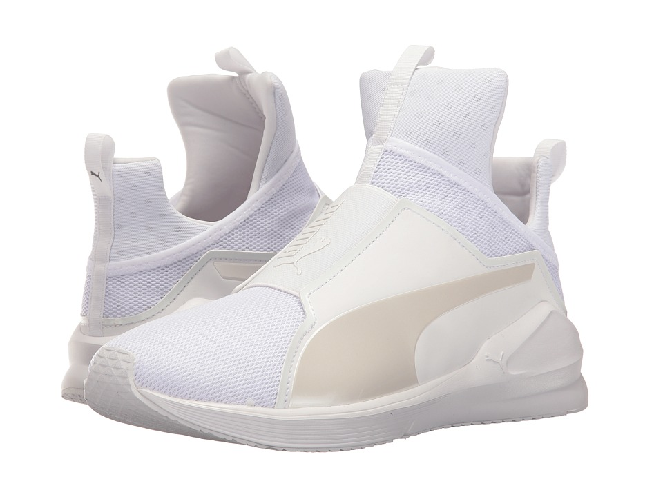 PUMA - Fierce Core (PUMA White) Men's Shoes