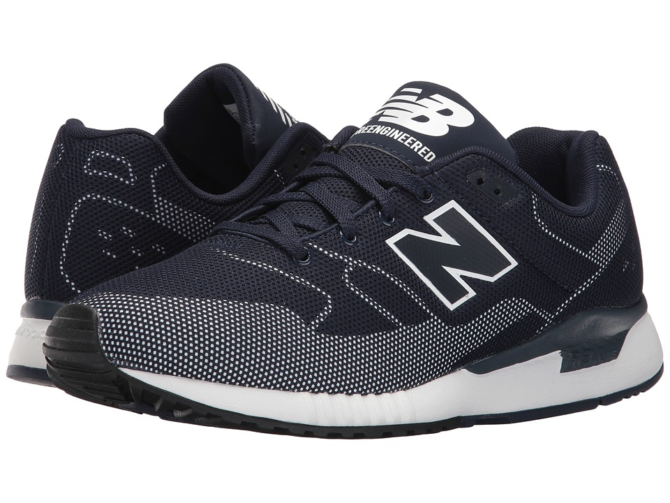 New Balance Classics - MTL530 (Navy/White) Men's Shoes