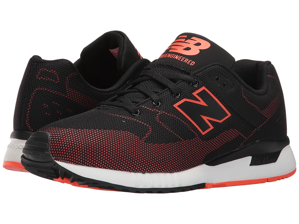 New Balance Classics - MTL530 (Black/Orange) Men's Shoes