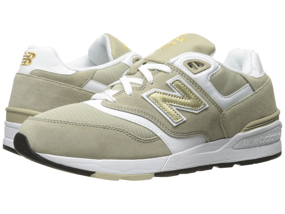 New Balance Classics - ML597 (Trench/White) Men's Classic Shoes