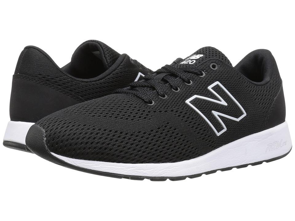 New Balance Classics - MRL420 (Black/Grey) Men's Shoes