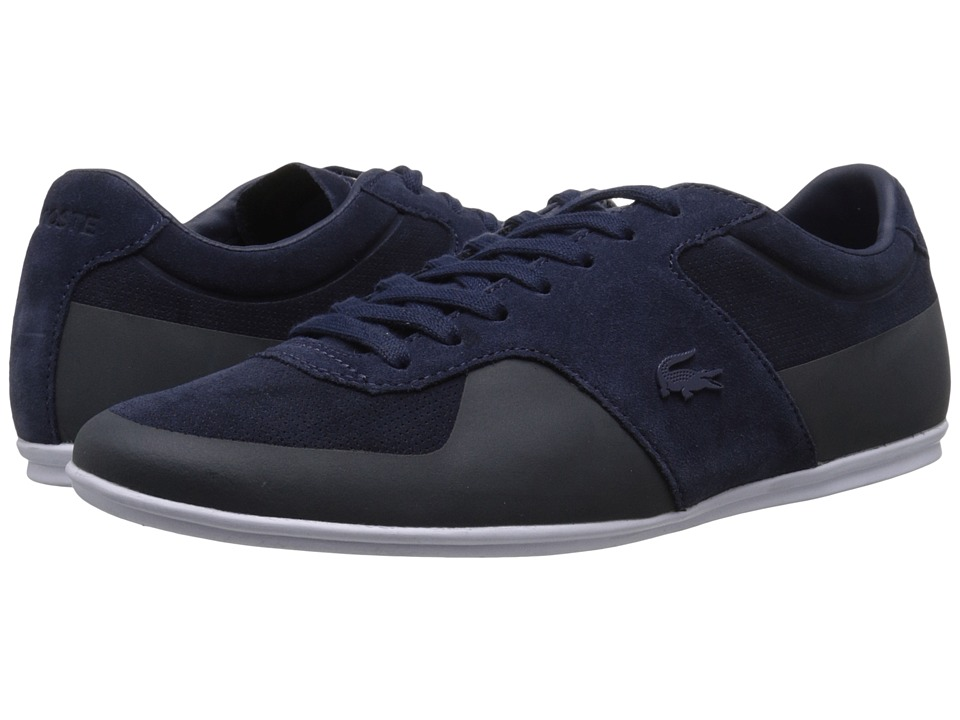 Lacoste - Turnier 216 1 (Navy) Men's Shoes