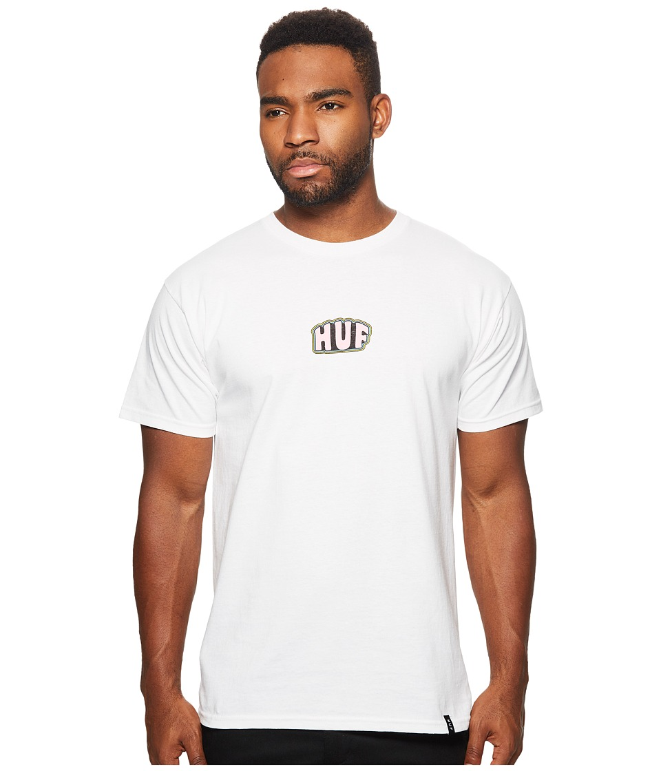 HUF - Good Times Tee (White) Men's T Shirt