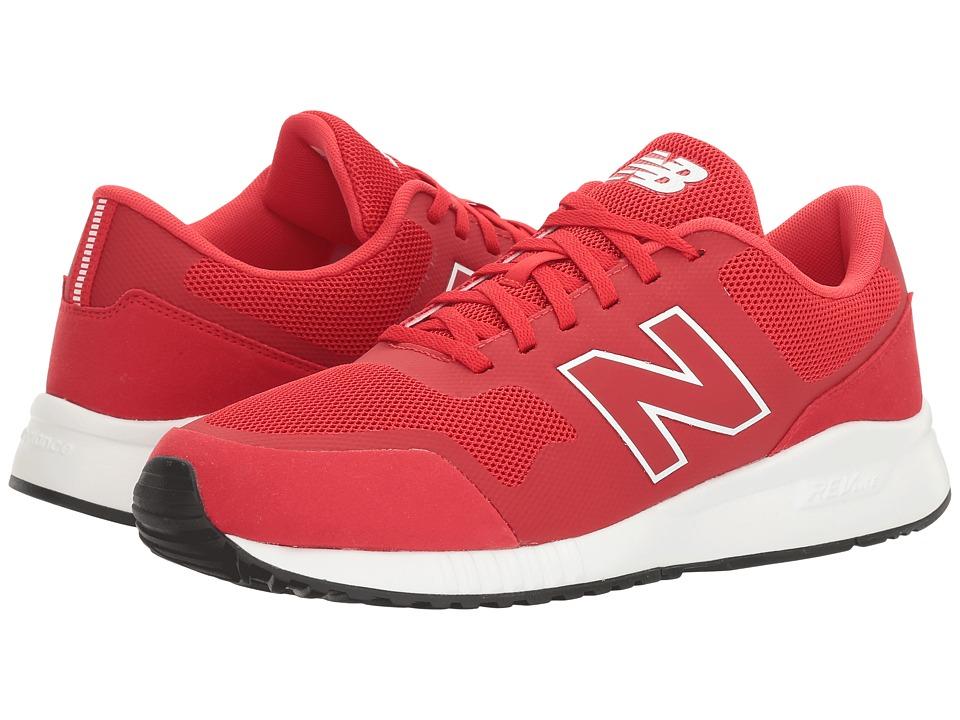 New Balance Classics - MRL005 (Red/White) Men's Shoes