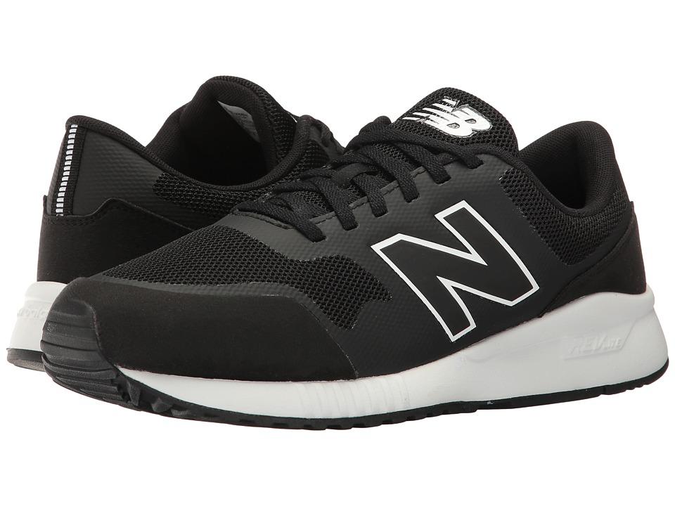 New Balance Classics - MRL005 (Black/White) Men's Shoes