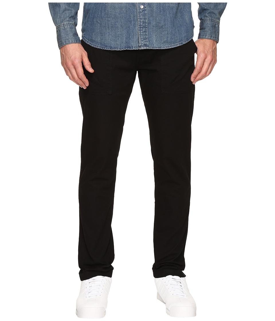 Publish - Hiller - Ripstop Pants (Black) Men's Casual Pants