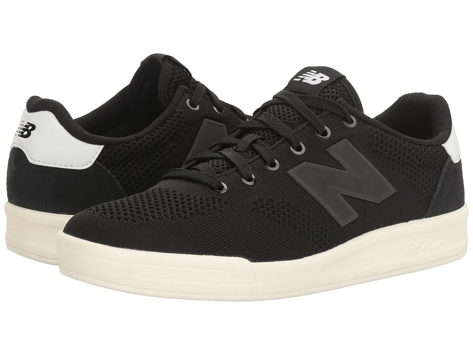 New Balance Classics - CRT300 (Black/White) Men's Classic Shoes