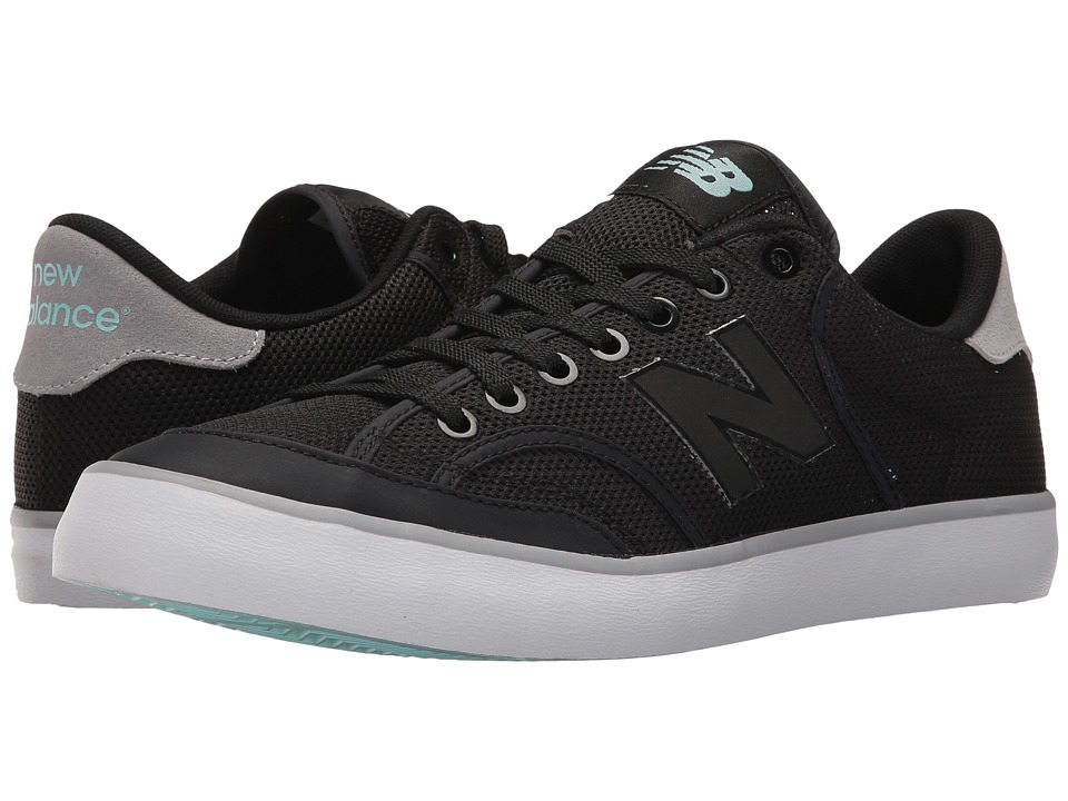 New Balance Classics Pro Court (Black/White) Men