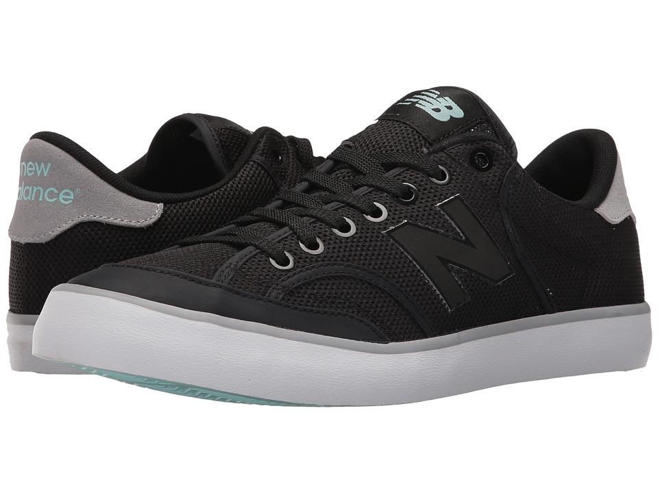 New Balance Classics - Pro Court (Black/White) Men's Lace up casual Shoes