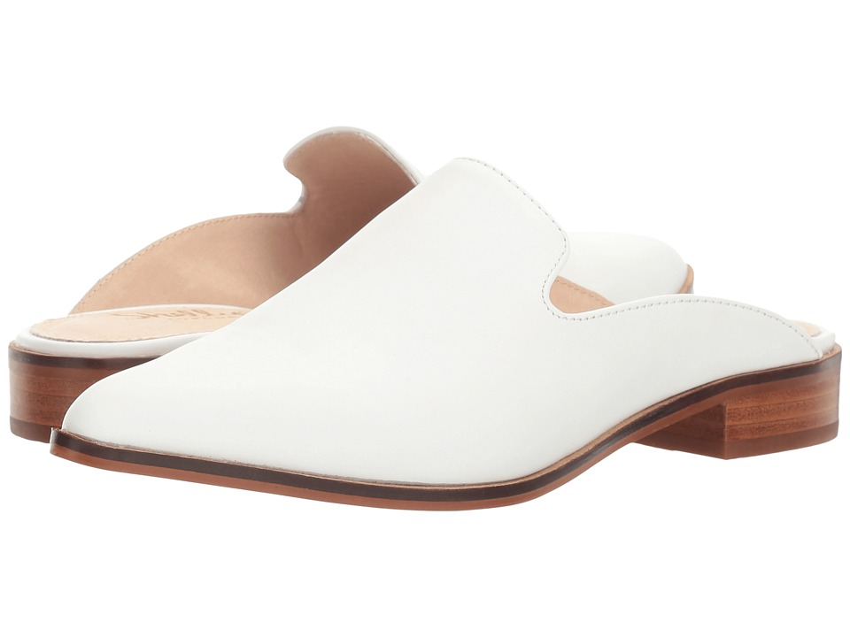 Shellys London Cantara Mule (White) Women