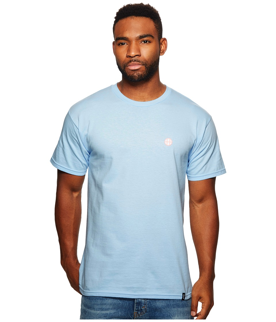 HUF - Cocktail Hour Tee (Blue) Men's T Shirt