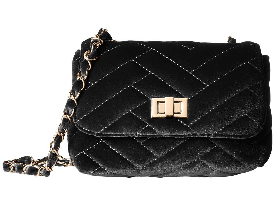 Steve Madden - Bchant (Black) Handbags
