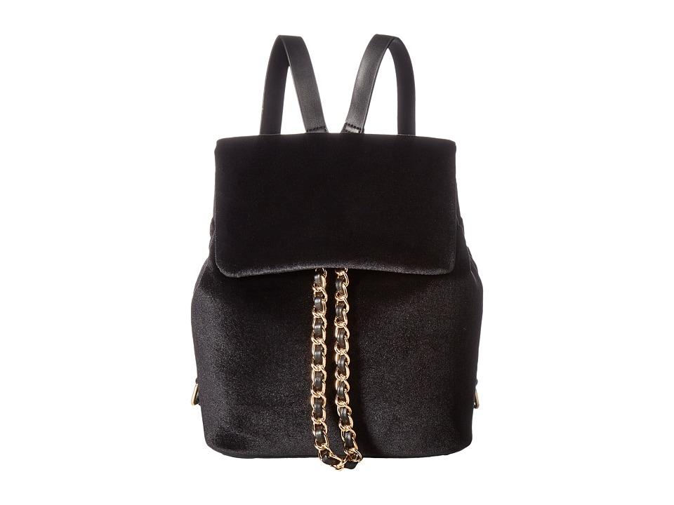 Steve Madden - Bcharter (Black/Black) Handbags