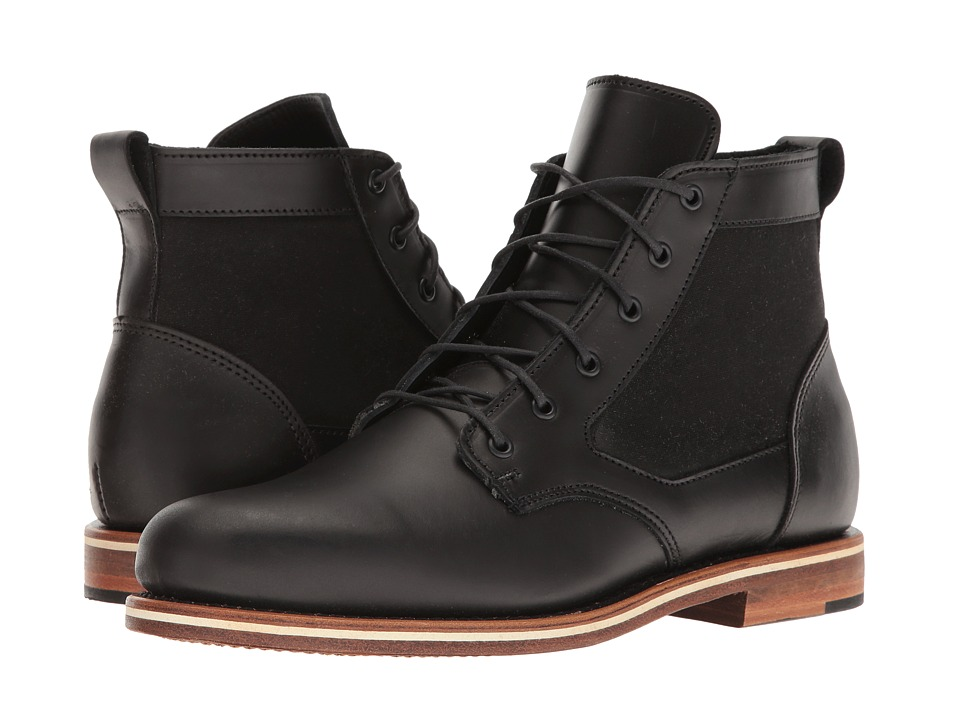 HELM Boots - Lee Low (Black) Men's Boots