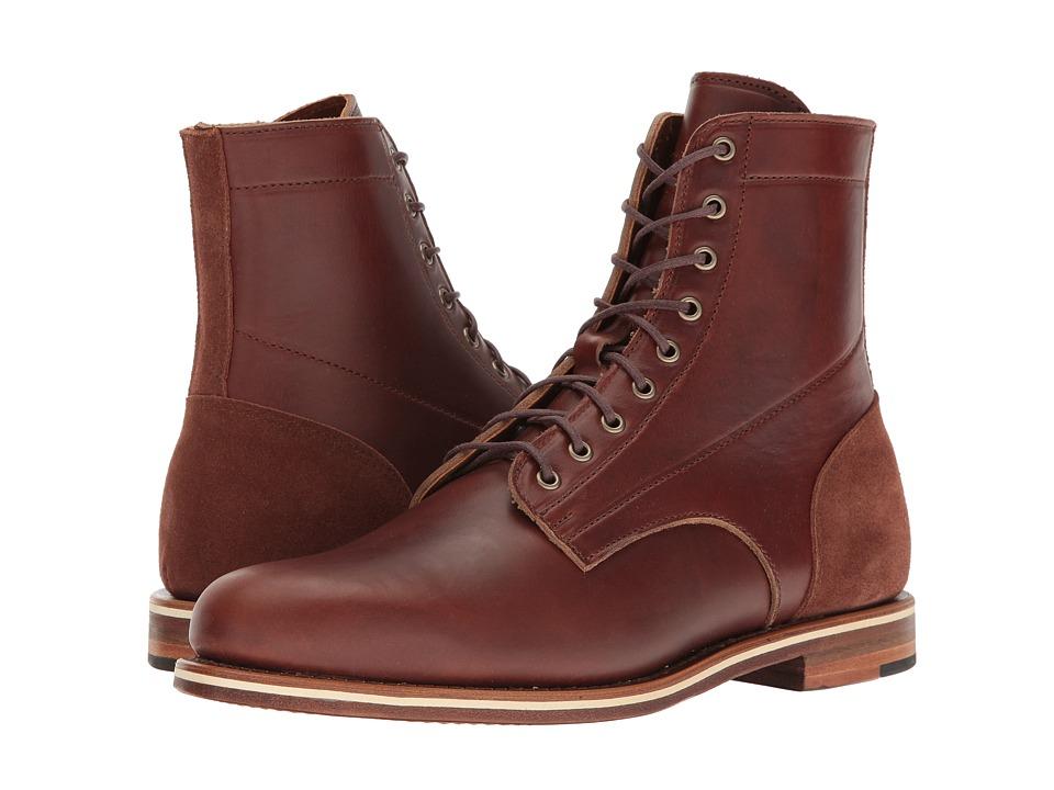 HELM Boots - Lane (Brown) Men's Boots