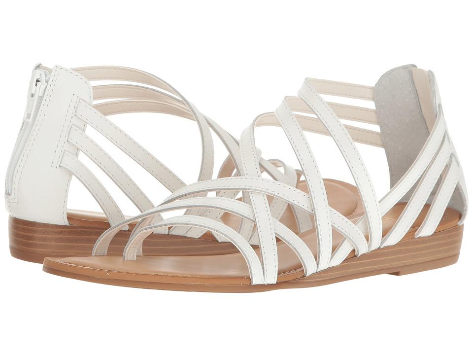 CARLOS by Carlos Santana - Amara (White Leather) Women's Shoes